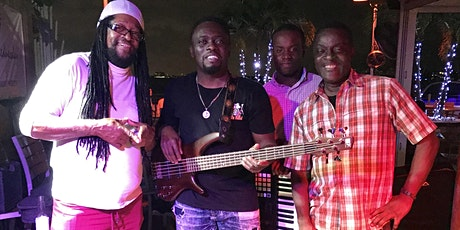 Live reggae and dance hall music at shuckers | ifrolix band tickets
