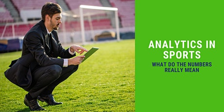 Analytics in Sports:  What do the Numbers Really Mean biglietti