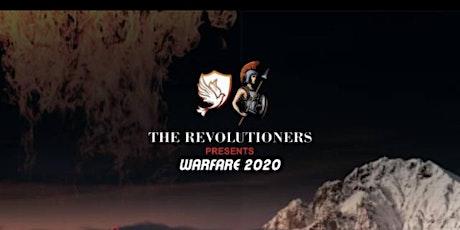Warfare 2020 tickets