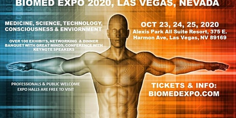BIOMED EXPO WITH QUANTUM CONSCIOUSNESS tickets