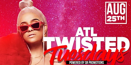 ATL Twisted Tuesday's tickets