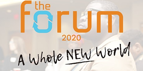 The Forum 2020 tickets