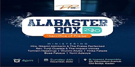 Alabaster Box 2020 tickets