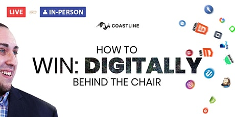 How To Win Digitally Behind The Chair tickets