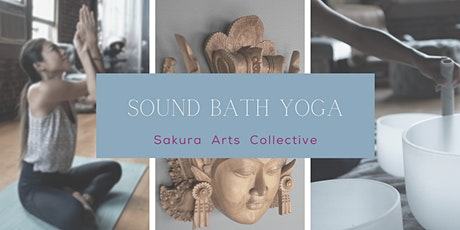 Sound Bath Yoga tickets