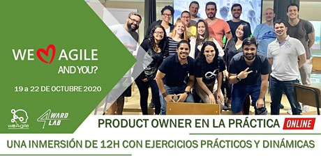 Product Owner en la Práctica | Online y En Vivo tickets