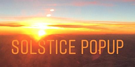 Solstice Popup tickets