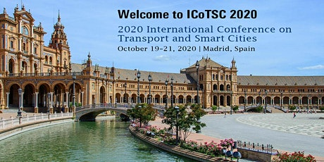 2020 International Conference on Transport and Smart Cities (ICoTSC 2020) entradas