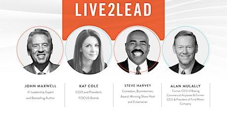 07th John C. Maxwell Live2Lead Virtual Global Leadership Summit - 2020 tickets