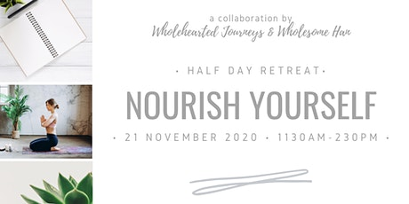 Nourish Yourself tickets