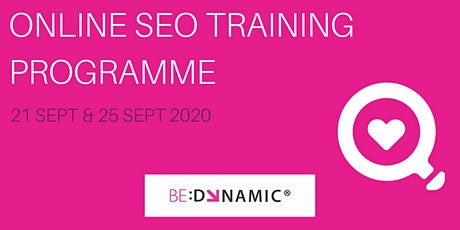 Online SEO Training Programme tickets