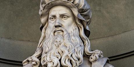 Webinar Leonardo da Vinci a Firenze biglietti