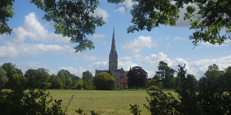 Harnham Hill, Britford and Salisbury with its magnificent Cathedral Walk tickets