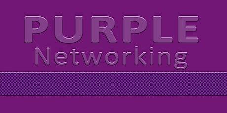Purple Networking Crawley tickets