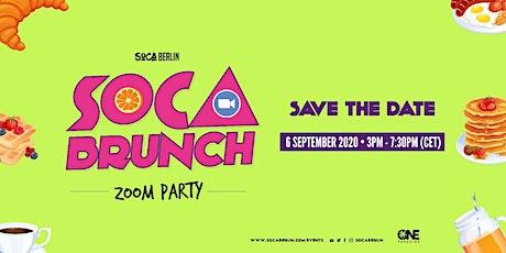 SOCA BRUNCH tickets