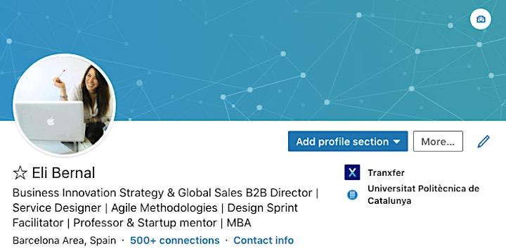 Imagen de Sales academy B2B -  Linkedin; Empleo, carrera & social selling
