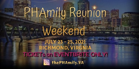 Virginia PHAmily Reunion & UNITY Weekend tickets
