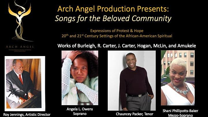 Songs for the Beloved Community: Expressions of Protest & Hope image