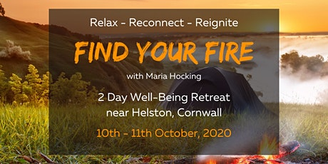 Find Your Fire - 2 Day Well Being Retreat tickets