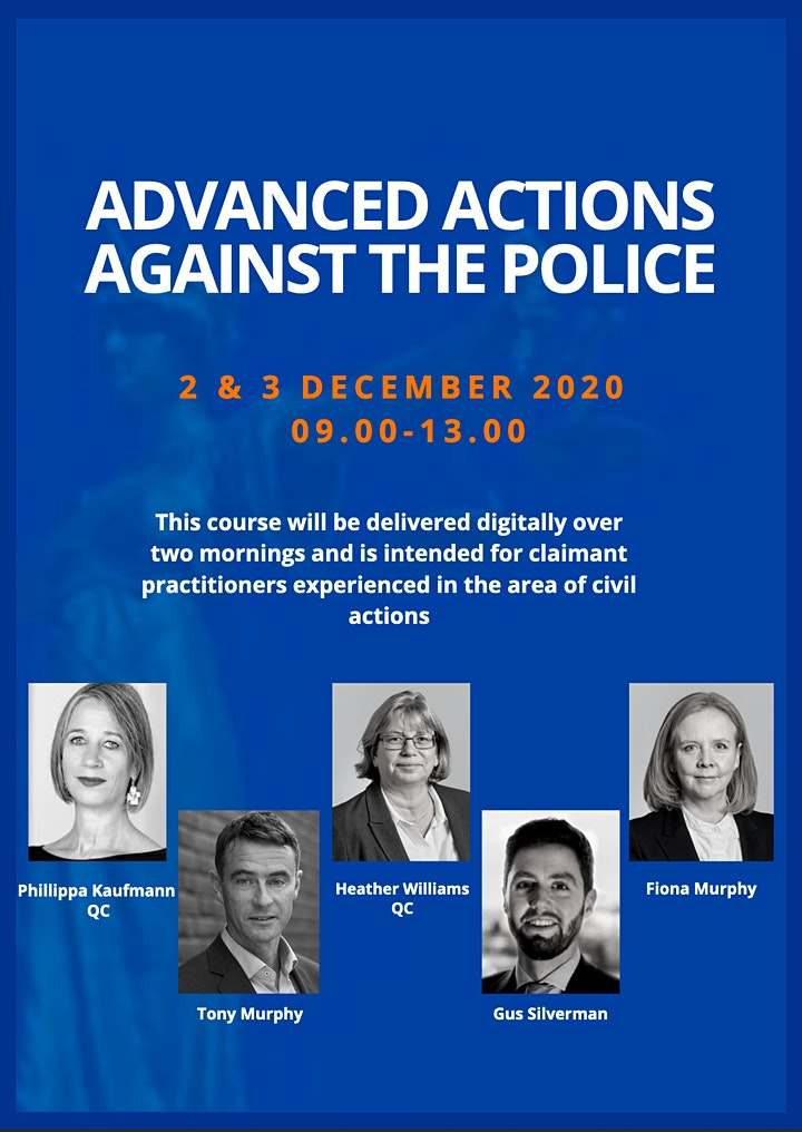 Advanced Actions Against the Police image