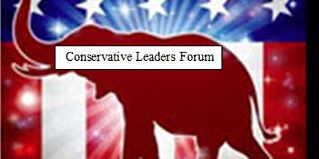 Conservative Leaders Zoom Forum tickets
