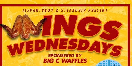 Wings Wednesday tickets