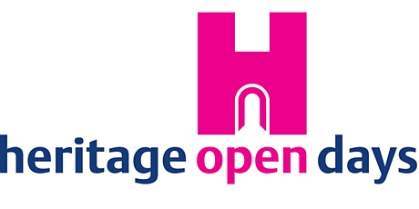 Heritage Open Days -  Friday 18th September tickets