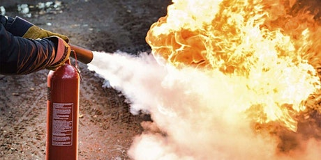 Level 2 Fire Safety for Fire Marshals Training Course(RQF) tickets