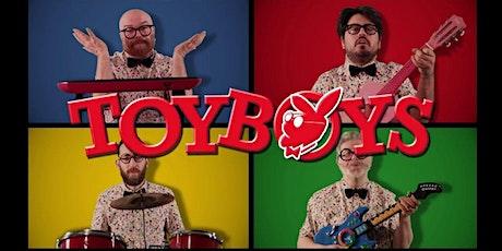 TOY BOYS :: Spettacolo teatrale biglietti