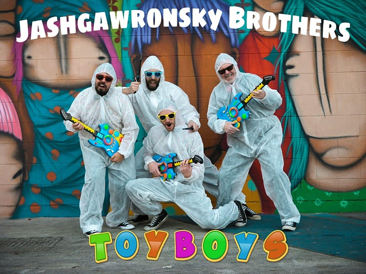 Immagine TOY BOYS :: Spettacolo teatrale