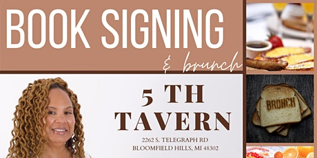 """""""Everything Good"""" Book Signing & Brunch tickets"""