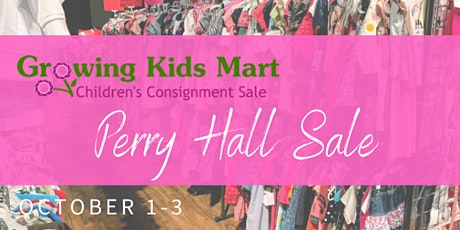Pop-Up Kids Consignment Sale - Fall 2020 Perry Hall tickets