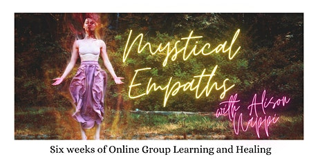 The Mystical Empaths Course tickets