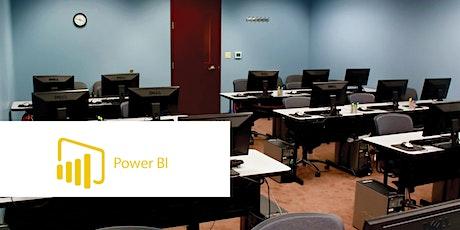 Microsoft Power BI Training in Portland, Oregon tickets