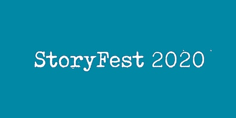 StoryFest 2020: How the Story Tells Itself - Puzzle and Mystery tickets