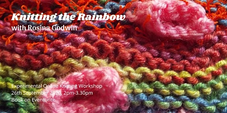 Knitting the Rainbow tickets