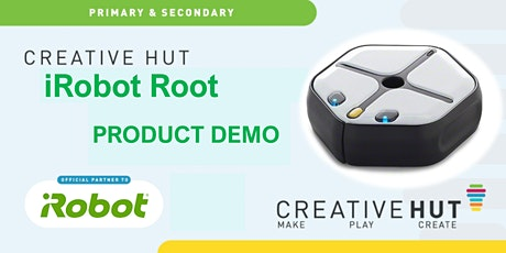 iRobot Root - Online Demo - Primary Computing tickets