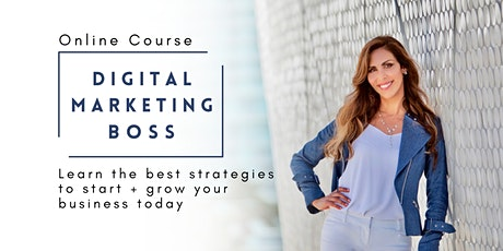 Digital Marketing Certificate Training tickets
