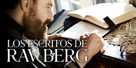 Escritos del Rav Berg   David Itic entradas