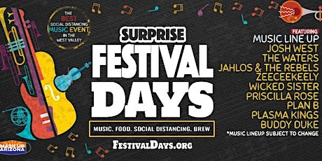 Surprise Festival Days  (Winter Edition) tickets