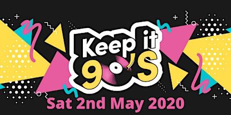 Mecca Gateshead Keep It 90s tickets