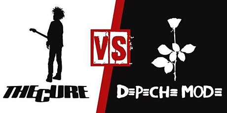 THE CURE VS DEPECHE MODE  - THE ULTIMATE DJ TRIBUTE HALLOWEEN PARTY tickets