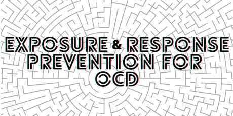 Exposure and Response Prevention (ERP) for OCD - student/intern tickets