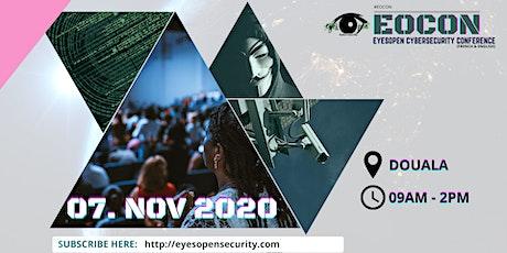 EOCON 2020 - EyesOpen Cybersecurity Conference billets