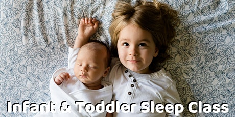 Baby & Toddler Sleep Seminar tickets
