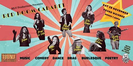 Red Room Cabaret tickets