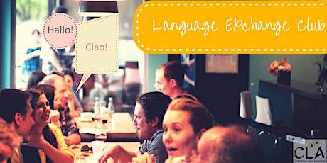 Language Exchange - Byron Bay & Ballina tickets