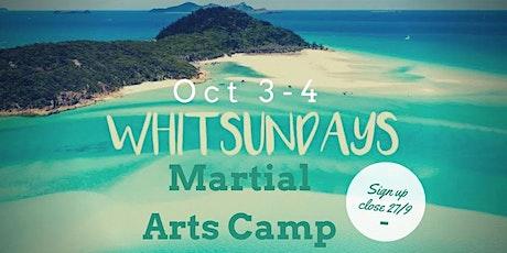 QLD Mixed Martial Arts Camps tickets