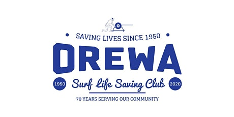Orewa Surf Lifesaving Clubs 70th reunion event tickets
