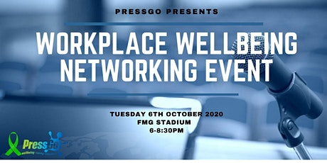 Workplace Wellbeing Networking Event tickets